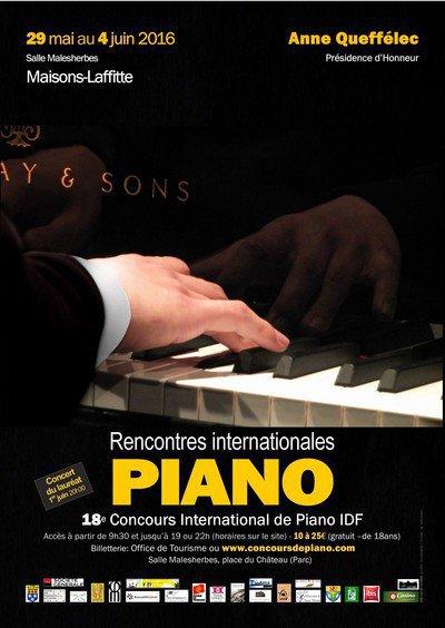 Rencontre internationale de piano