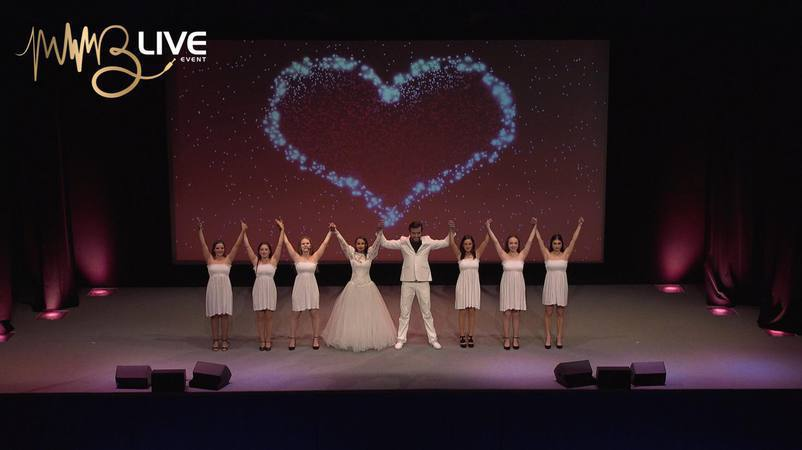 B Live Event - Spectacle modulable