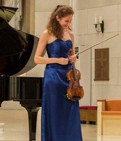 récital violon-piano :Marie Cantagrill et Fumiyo Goshima !