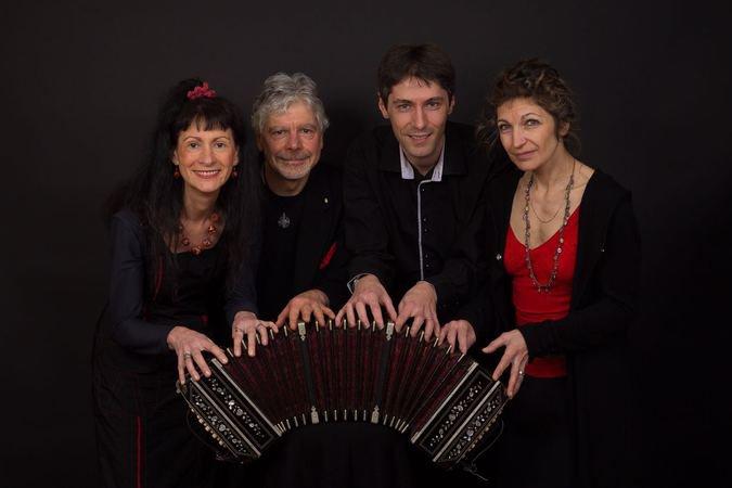 Abrazado Tango Quartet - Concerts et Milongas