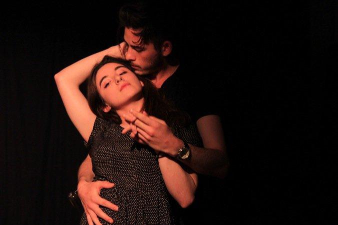 Atelier Juliette Moltes - Formation professionnelle de l'acteur