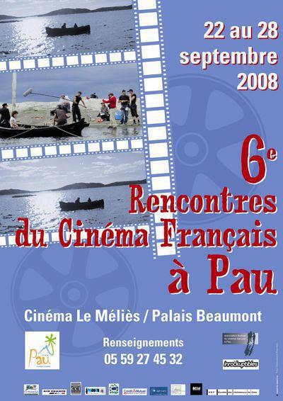 FESTIVAL DU CINEMA FRANÇAIS A PAU