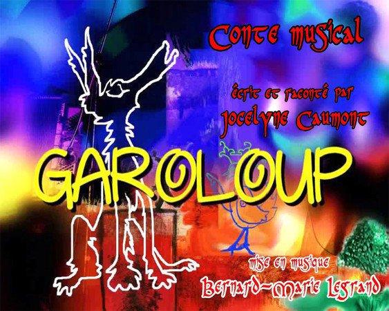 "Jocelyne Caumont - ""Garoloup"""