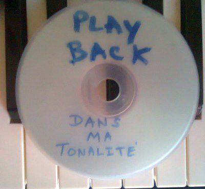 playback pour chanteur imitateur dans votre tonalité