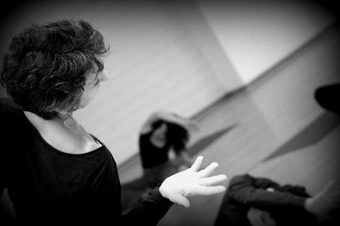 Stage Corps/Anatomie avec Véronique LARCHER