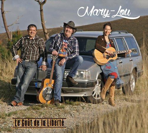 Le Goût de la Liberté, nouvel album de Mary-Lou