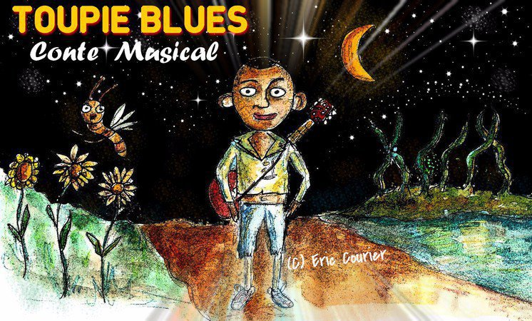 Toupie Blues - Spectacle musical