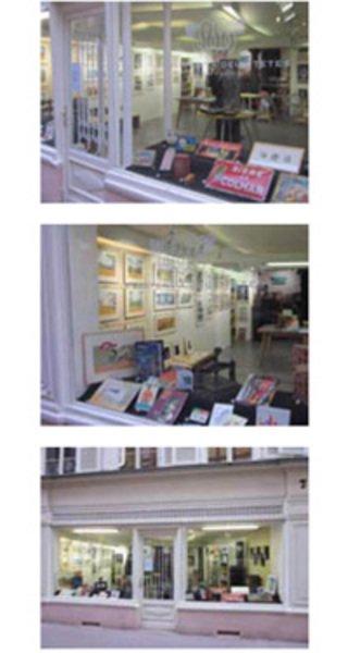 Boutique - Galerie  Le Serpent à deux têtes