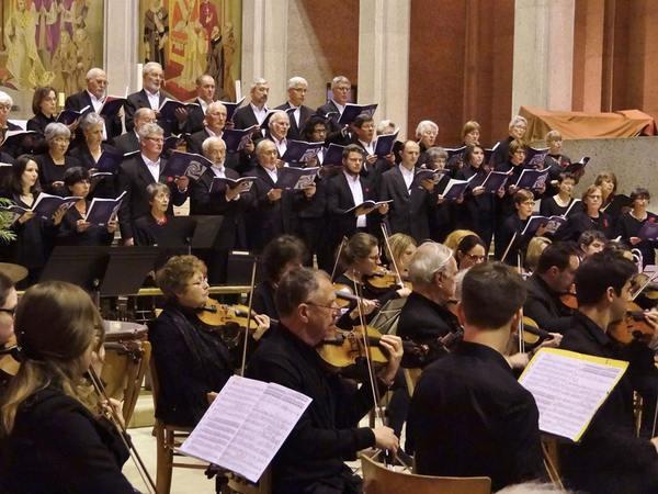 Concert Choeur Honegger -  Maurice Duruflé :
