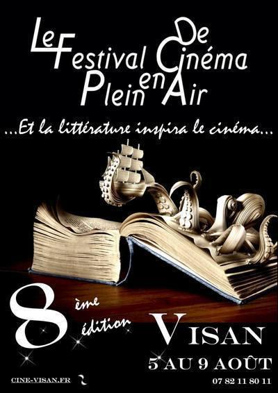 Festival de cinema en plein air de Visan 2016