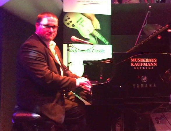 Pierre-Alexandre PETIOT - Spectacle Jazz blues boogie