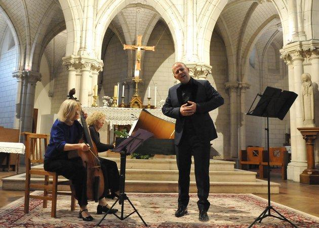 """Concert """"Résonances Baroques"""" en Hommage aux Castrats"""