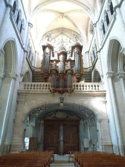 XVIème Académie d'été pour chanteurs et organistes