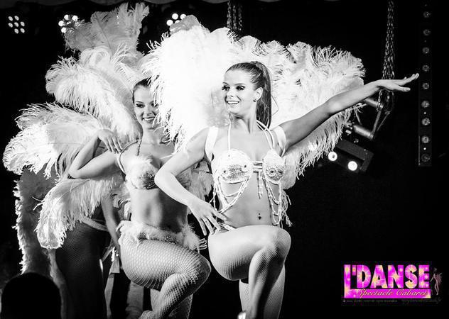 Spectacle cabaret montpellier herault danse chant