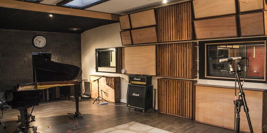 Studios 7ème Ciel - Enregistrement professionnel