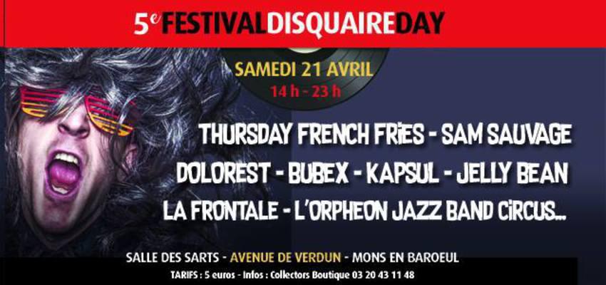 5ème Festival Disquaire Day