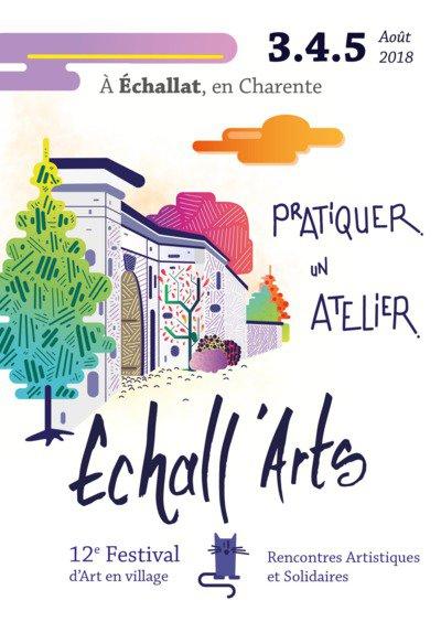 12eme festival Echall'Arts