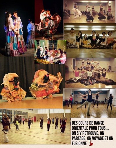 Cours de danse orientale et fusions vieux lille lille 59000 spectable - Cours danse de salon lille ...