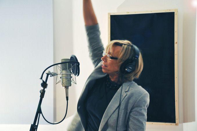Enregistrer une chanson dans un studio d'enregistrement, pour le loisir !