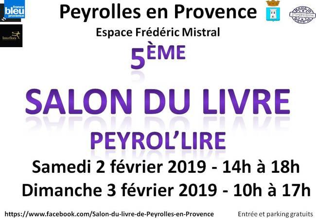 5eme Salon Du Livre Peyrol Lire 2019 Peyrolles En Provence