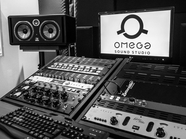 OMEGA SOUND STUDIO - Studio d'enregistrement, mixage et mastering
