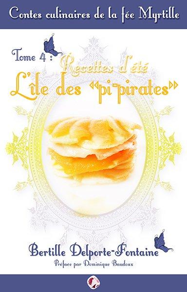 Sortie du tome 4 des Contes culinaires de la fée Myrtille