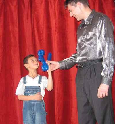 Magicien Makito - Spectacles de magie pour enfant