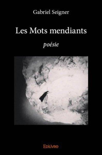 Premier recueil de poèmes de Gabriel Seigner