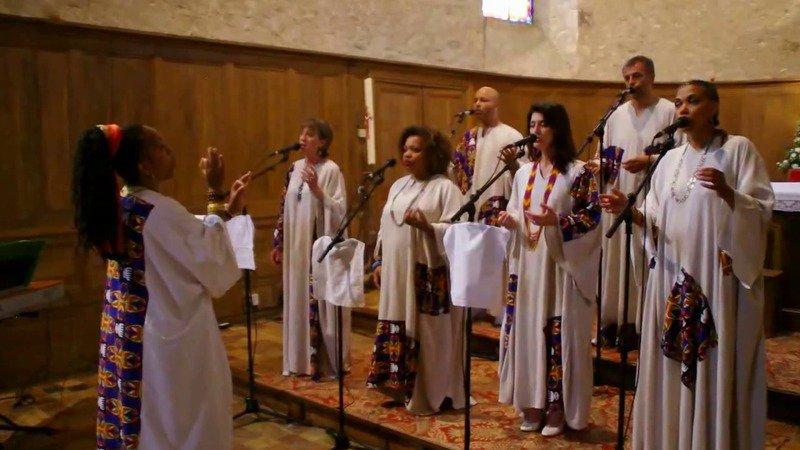 Chorale New Gospel Arc en Ciel : pour tous vos évènements (mariages, anniversaires, salons, ...)
