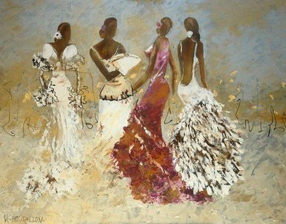 Exceptionnel vente fond atelier bourillon artiste peintre - Atelier artiste peintre ...