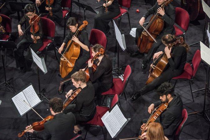 Concert du Jeune Orchestre de l'Abbaye
