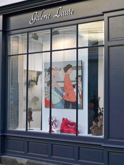 Galerie Laute à Rennes (35)