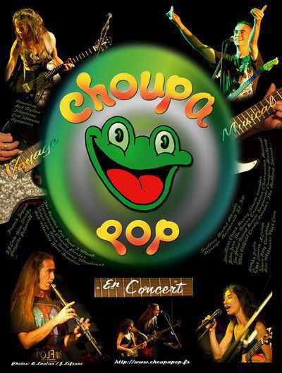 Choupa Pop Duo  Animation/ Concerts