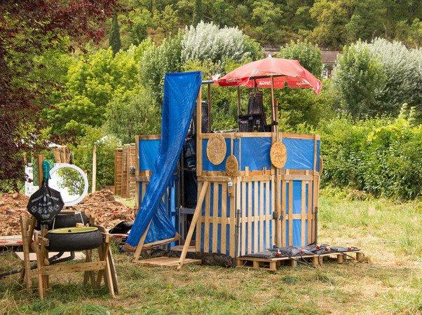 Prise en charge de l'espace camping sur vos événements