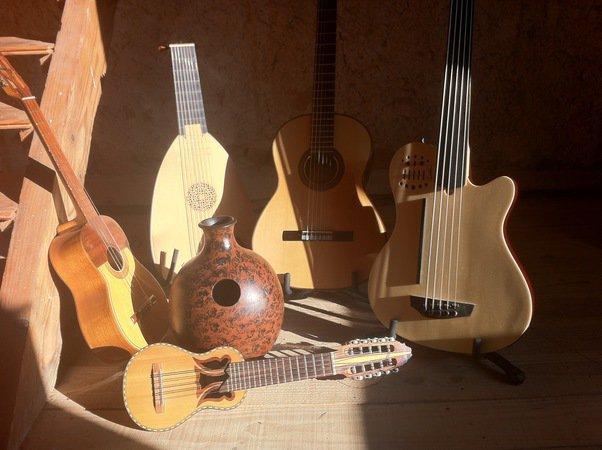 Renaud Gillet - Studio Omega Music