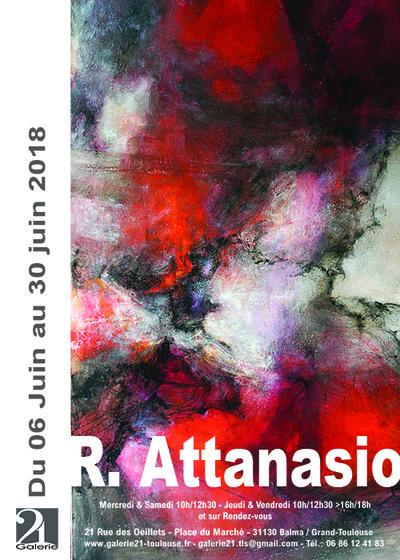 Exposition Raymond Attanasio