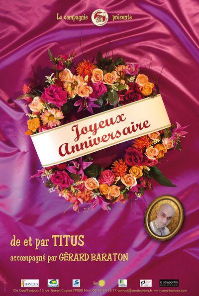 Joyeux Anniversaire Verdun 55100 Sam 09 Mars 13 Et Dim 10