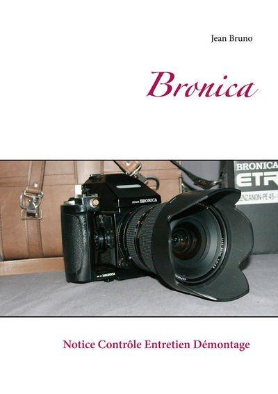 Bronica ETRsi Notice Controle Entretien