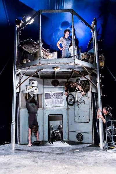 Cirque CARLINGUE 126Z - Silembloc CIE