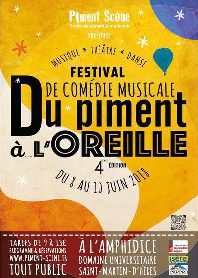 Festival de comédie musicale