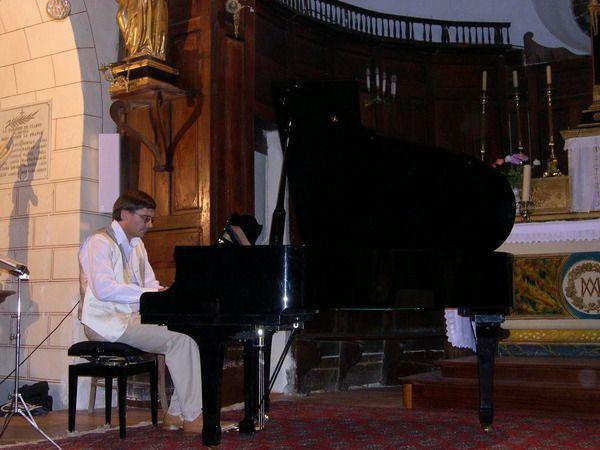 Pianiste accompagnateur - Chef de chant