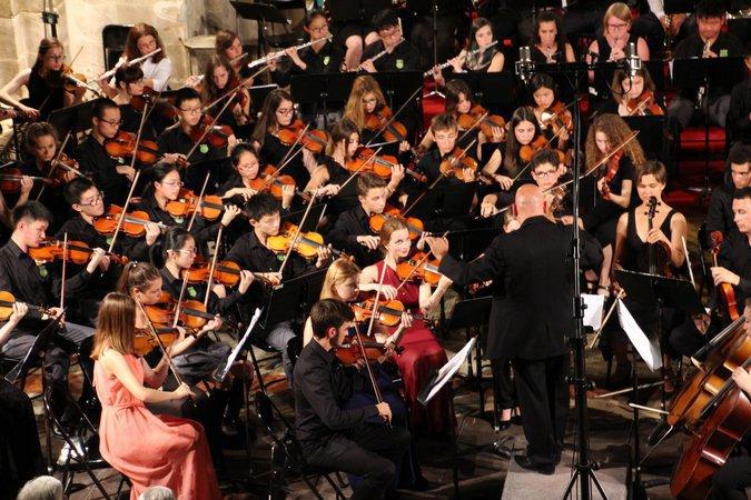 La musique classique pour tous ! Saint Germain de