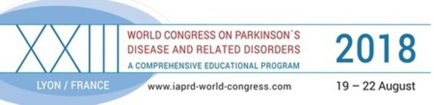 XXIII World Congress on Parkinson's Disease and Related Diso