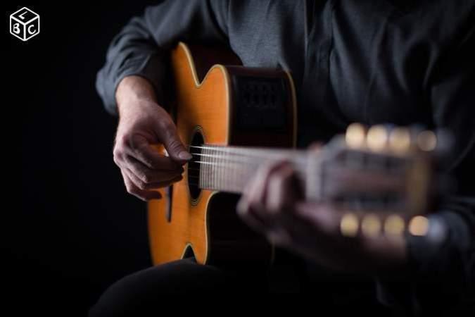 Patrick Mir - Guitariste d'ambiance