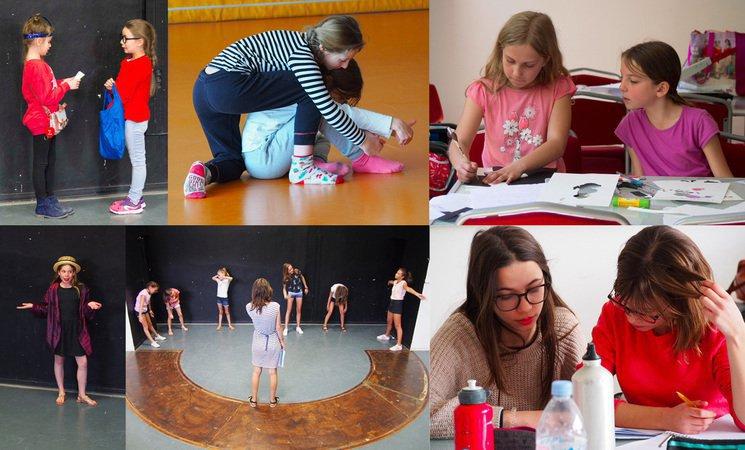 "Stages ""Trios artistiques"" - Enfants & Ados"