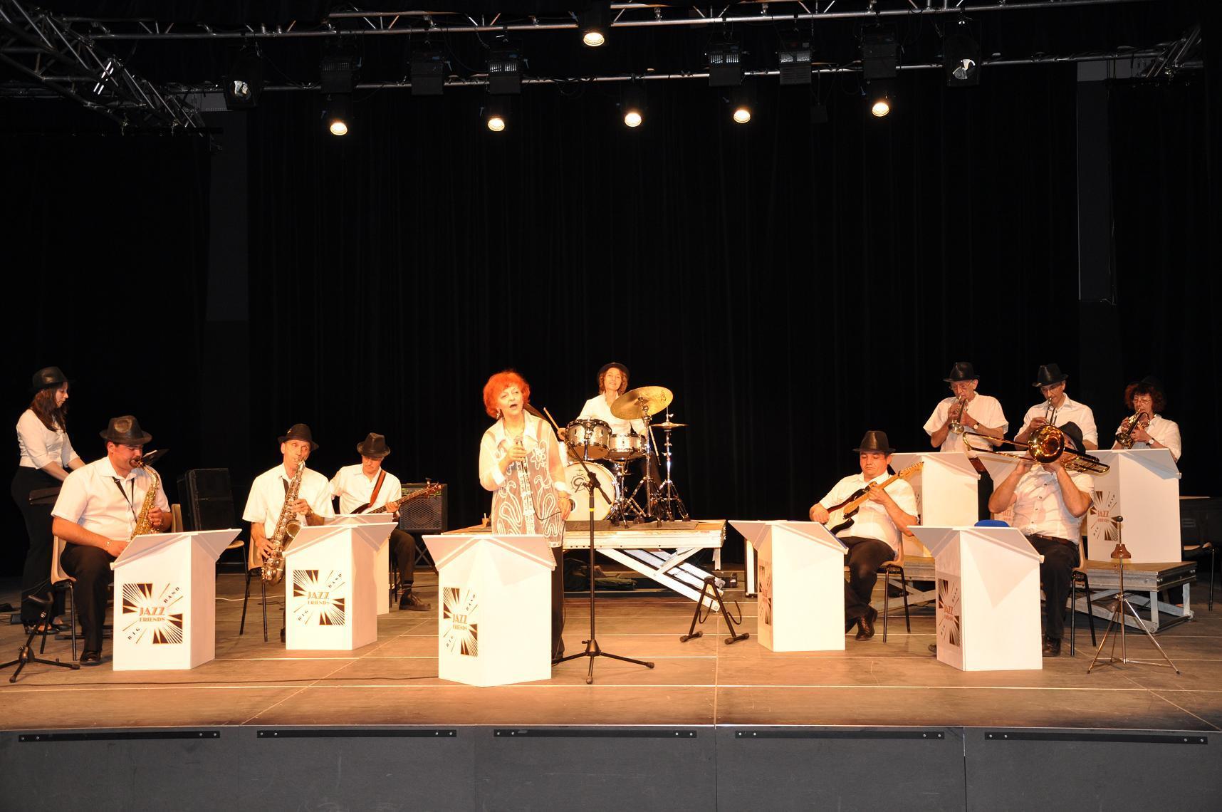 Jazz friend 39 s big band vaucluse 84 entraigues sur la - La table d or entraigues sur la sorgue ...