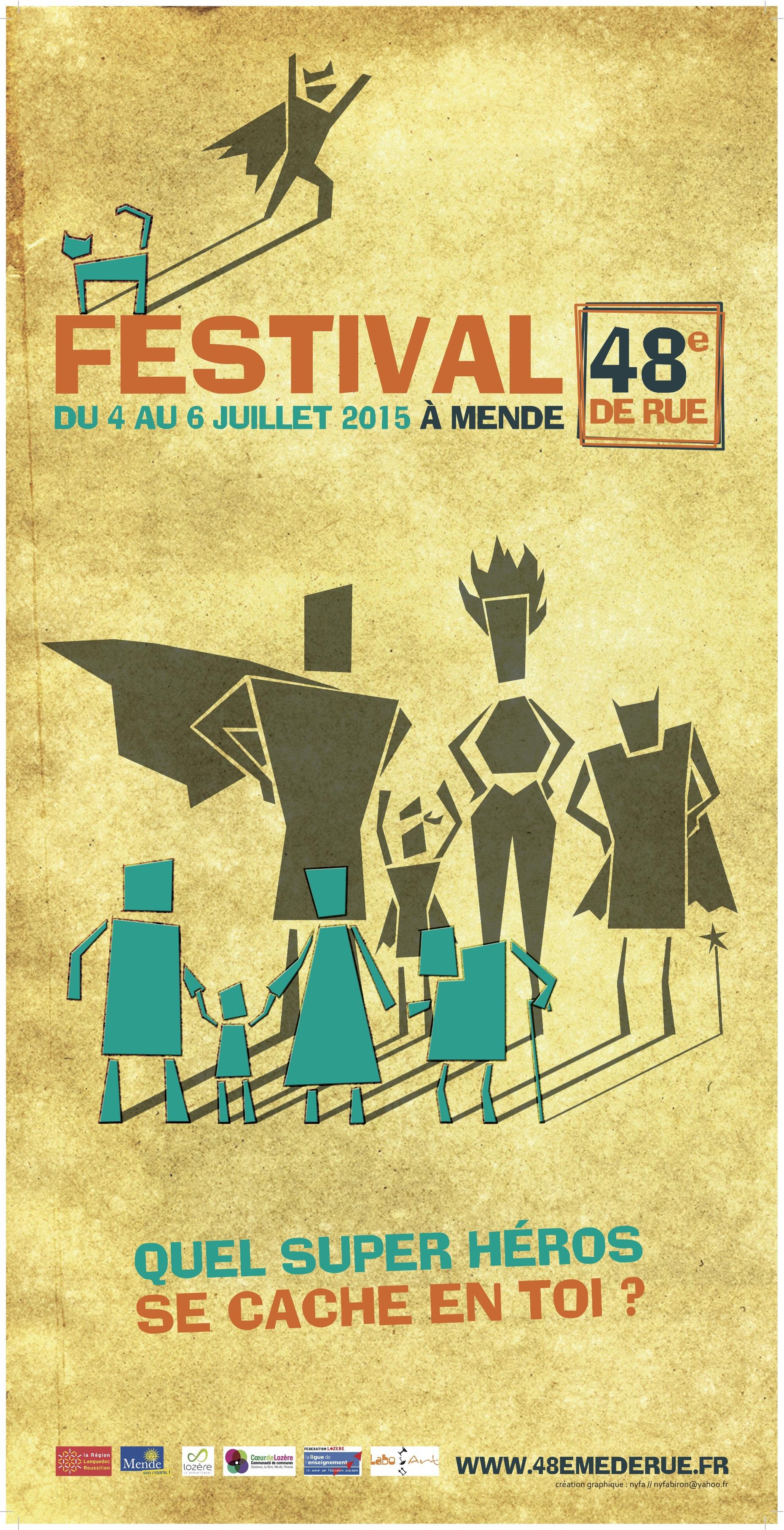 festival 48eme de rue