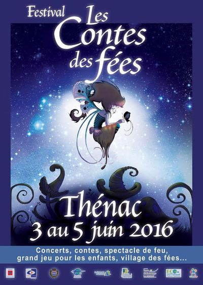 festival les contes des f es th nac 17460 du vendredi 03 juin 2016 au dimanche 05 juin 2016. Black Bedroom Furniture Sets. Home Design Ideas