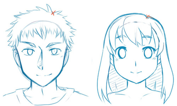 Envie de japon cours de dessin manga nantes 44000 - Dessin manga image ...
