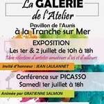 3ème GALERIE DE L'ATELIER D'ART TRANCHAIS